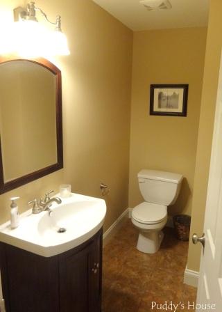 Basement - Bathroom