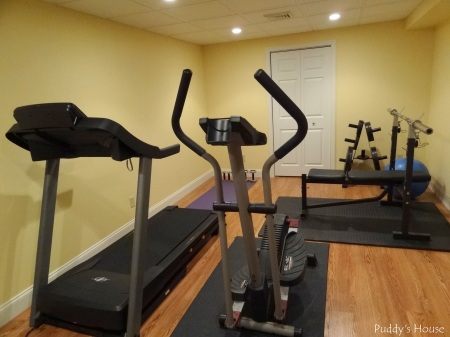 Basement - Workout Room