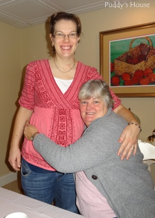Baby Shower - Keri and Mom