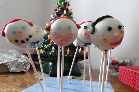 Christmas - Cake Pops