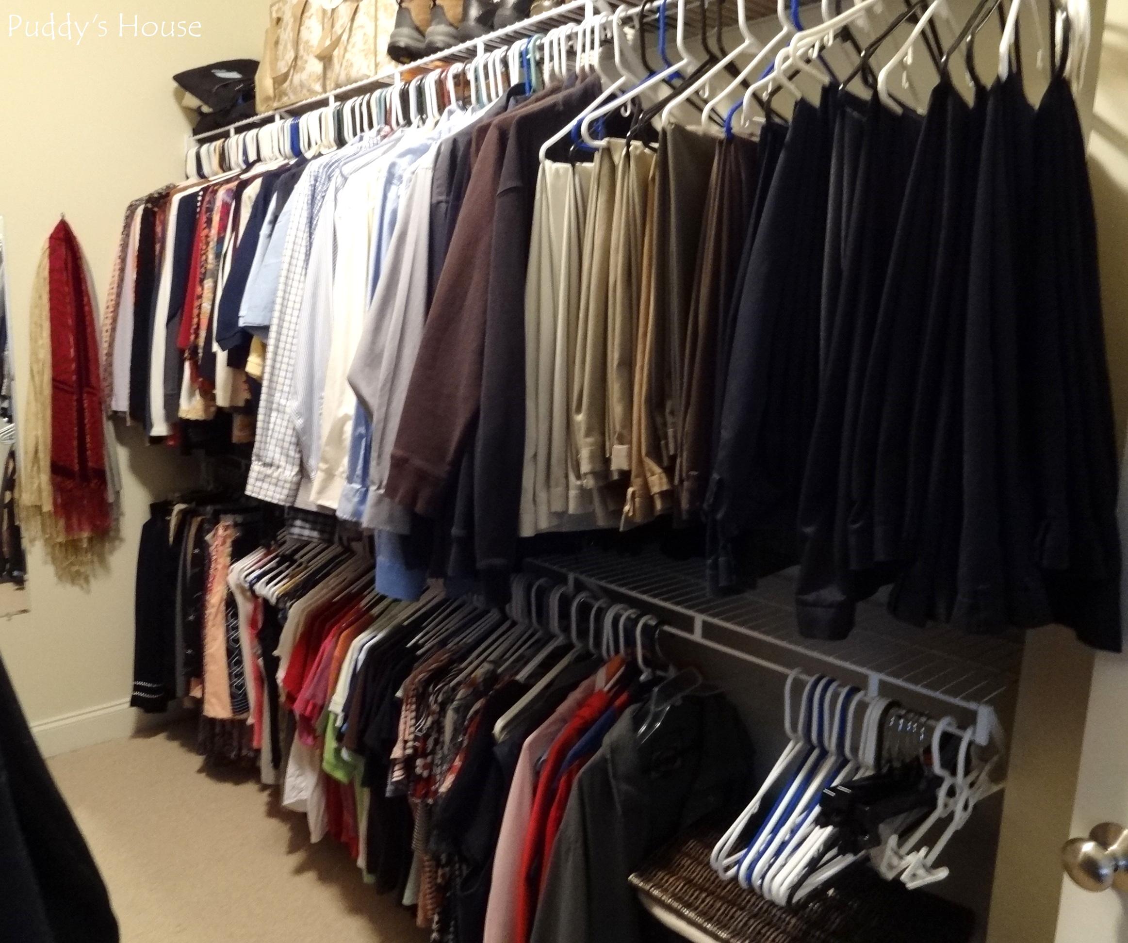 Superb Closet Reorganization   Closet Right Side After