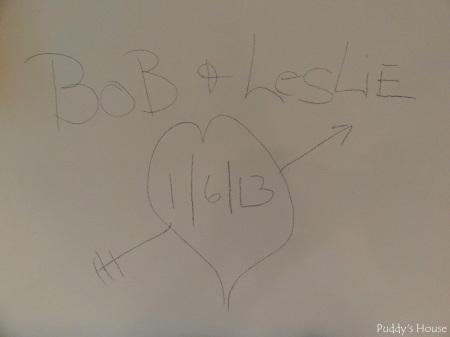 Bar Backsplash - Bob and Leslie