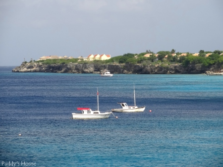 Curacao 2 - View at Playa Forti