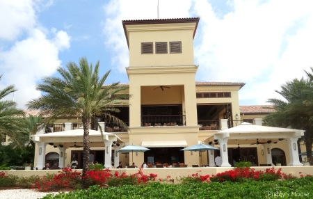 Curacao - Santa Barbara Resort - Hotel and Dining Area