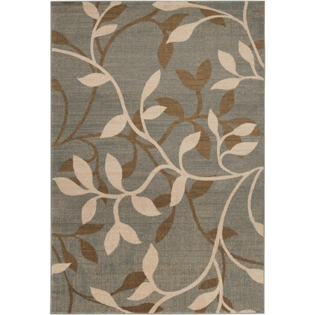 Rugs - Lowes ARtistic Weavers Waikiki Green Floral Area Rug