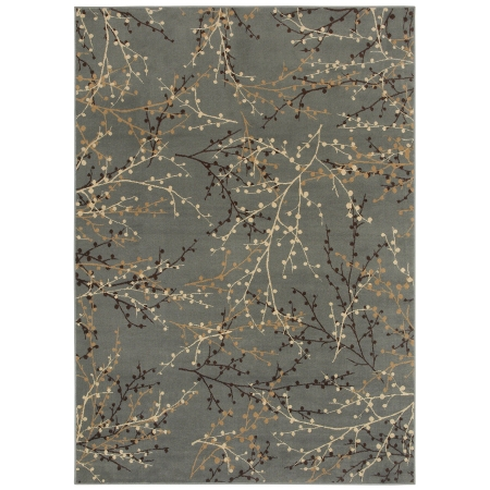 Rugs - Shaw Living Blue Berries Area Rug
