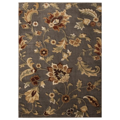 Rugs- Target Threshold Jacobean Floral Rug