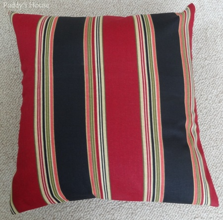 Envelope Pillows - After