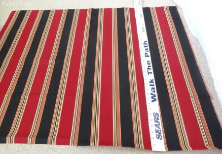 Envelope Pillows - one yard fabric