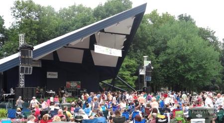 Dawes Concert - Longs Park Ampitheatre