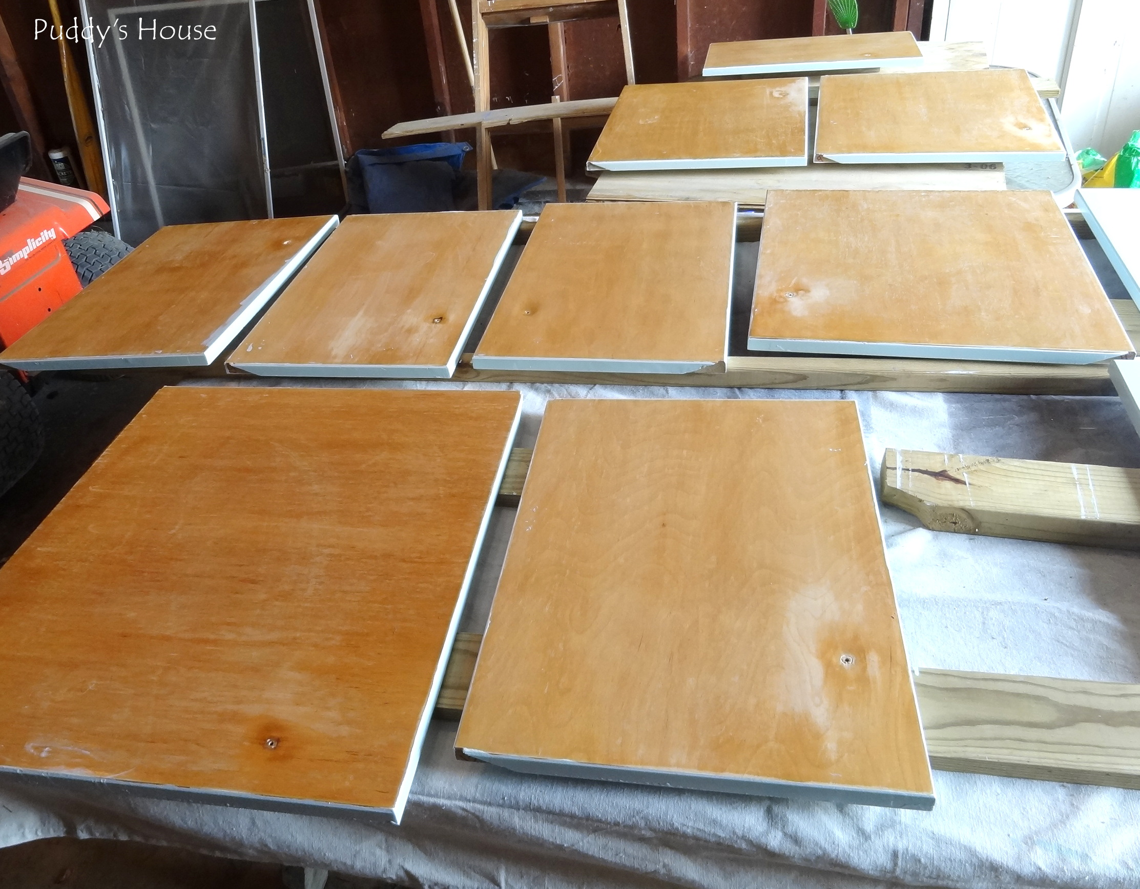 How to Spray Paint Kitchen Cabinets | Kitchen cabinets, Cabinets ...
