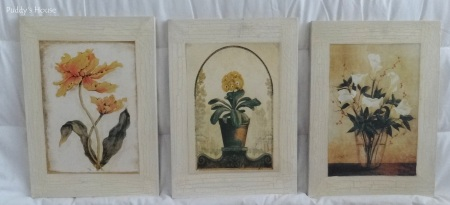 Thrift Shopping - 3 wall canvases