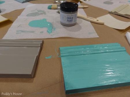 Haven 2013 - Chalk Paint session